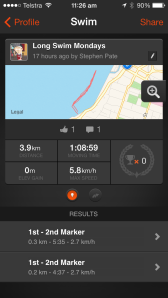 Click to follow me on Strava!